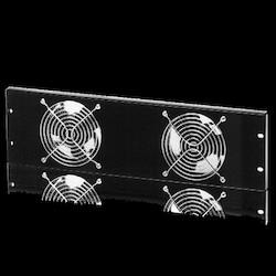 Dual Fan Panel Recessed Mount