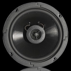 """6"""" Coaxial Loudspeaker with 70.7V-4W Transformer"""