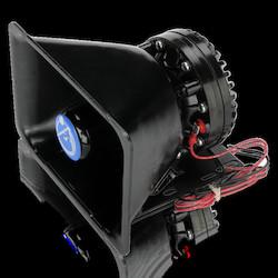 Rectangular Electronic Siren Loudspeaker 100 Watts RMS @ 11ohm