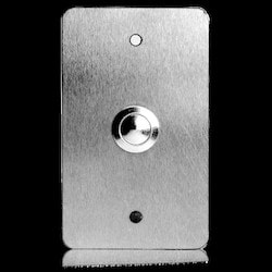 Vandal Proof Plate Mounted Call Switch