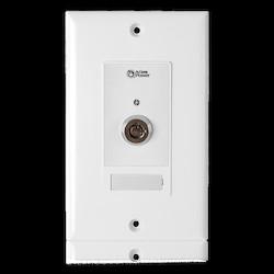 Wall Plate Key Switch, Hard Contact Closure