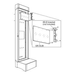 Subplate Mounting Kit, SR Series