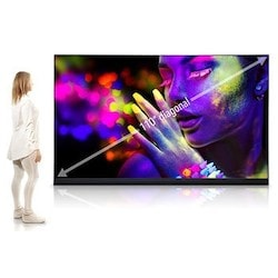 """Full HD LED Kit, 2000 Watt, 110"""" Écran, 1280 x 720 Résolution, 16:9 Aspect Ratio, 700 Candela par mètre carré, 6500 Kelvin Température de couleur, 1,9 MM Pixel Pitch, Avec Installation"""