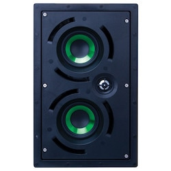 """LCR Between the Studs 16"""" OC Dual 4 inch 2-way Fluted IMPP, 1 inch ALU Dome"""