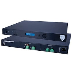 2-Channel 500W 70/100V/8ohm Digital Amplifier with 2 Inputs