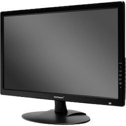 "Northern 24/"" LED,HDMI,VGA,BNC CCTV Widescreen Monitor w//audio /& remote-#LED24R"