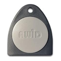 Key Tag (Fob) for Key Rings, AWID Logo