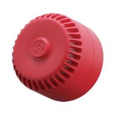 Sounder Red, Flush Mounting