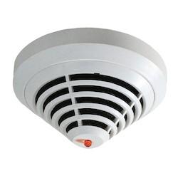 Smoke detector optical