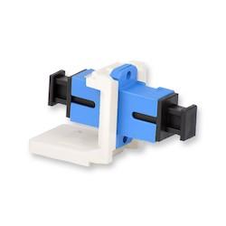 LANS Adapter Module, SC Simplex, Ceramic Sleeve