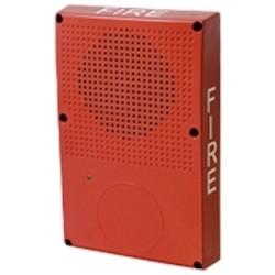 OD SPEAKER,FIRE,RED