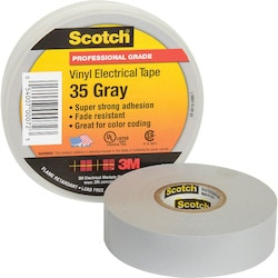 "TAPE 3/4"" X 66 YDS            GRAY"
