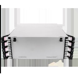 EDGE Housing 4 Rack Units, Holds Up to 48 EDGE Modules or Panels
