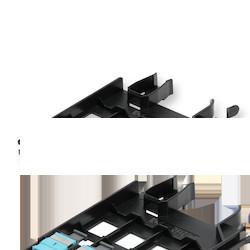 EDGE Adapter Panel, MTP24 F, 50 um Multimode (OM3/OM4)
