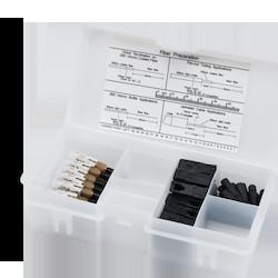 UniCam Connector, SC, Organizer pack, 50 um Multimode (OM2)