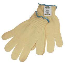 Goldknit Heavyweight Gloves, Size 6, Yellow