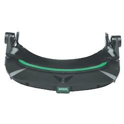 V-Gard 10121266 Visor Frame For Slotted Msa Caps, One Size, #-Point Suspension