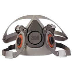 Half Facepiece Respirator 6000 Series, Medium