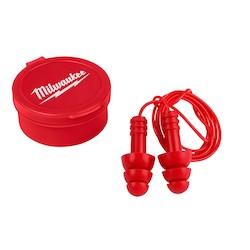 3PK Reusable Corded Earplugs