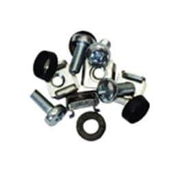 M5 Screws, Floating Nuts and Washers, 100 pieces each