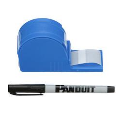 "Self-Lam dispenser with pen, Vinyl, 1.00"" W x 1.25"" H, 0.38"" POA"