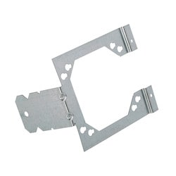 """Support Bracket, Electrical Box Mounting, For 2 1/2""""-3 1/2"""" Studs"""