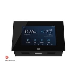 2N INDOOR TOUCH DESK STAND    BLACK