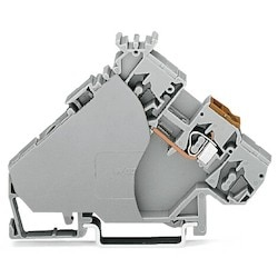 ACTUATOR SUPPLY TERMINAL BLOCKIN CONNECTION WITH 280-255