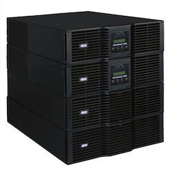 Tripp Lite SU16KRTG 16,000VA / 16kVA / 14,400 watt online, double-conversion UPS system offers complete power protection for critical server, network and telecommunications equipment in a 12U rack/tower configuration.