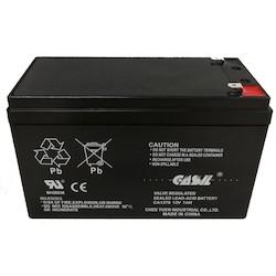Intrusion Detection Battery, BATTERIES, 12V-7AH
