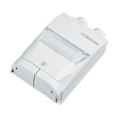 INDUSTRIAL MODULE S250 2XRJ45 CAT6 SHIELD IP67/65 WHITE     CAXISD-U0201-C001