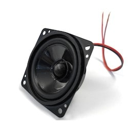 5 Speakers With Cable For TKIS-2