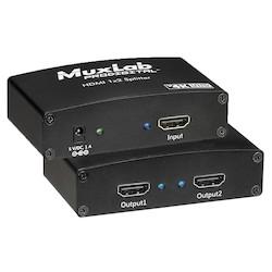 HDMI 1X2 SPLITTER, UHD-4K