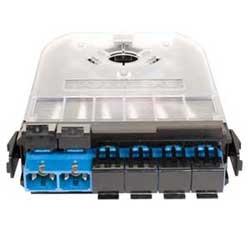 360G2 CARTRIDGE               6 SC TERASPD BLUE W/PIGTAILS AIPATCH RDY 760109553