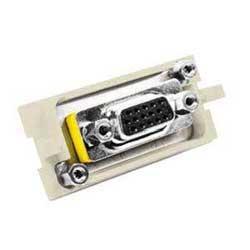 Adapter, M30FP, VGA, 15 Pin, Ivory
