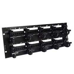 PowerSUM Category 5e U/UTP Patch Panel, 48 port