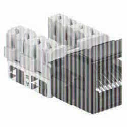 UNJ500-RD-100PK | COMMSCOPE UNIPRISE SOLUTIONS
