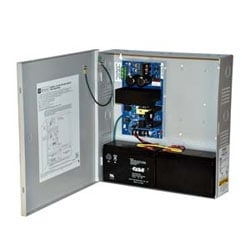 Power Supply Charger, Single Class 2 Output, 12/24VDC @ 2.5A, 115VAC, BC300 Enclosure