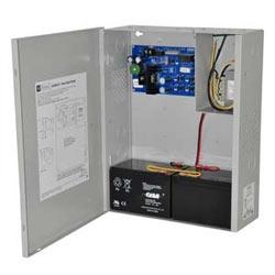 Burg / feu / access alimentation, 12 / 24 V DC @ 2,5 a, 115 / 220 V courant alternatif, singulariser, encl
