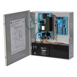 Access Power Distribution Module w/ Power Supply/Charger, 5 PTC Class 2 Outputs, 12/24VDC @ 6A, FAI, 115VAC, BC300 Enclosure