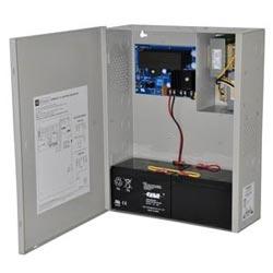 Fire/ access power supply, 12/ 24 V DC @ 6 a, 115/ 220 V AC, single out, encl