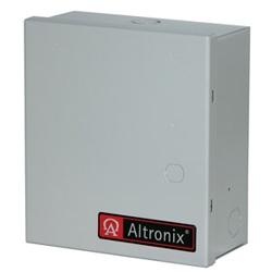 CCTV Power Supply, 4 PTC Class 2 Outputs, 24/28VAC @3.5A, BC100 Enclosure
