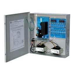 CCTV Power Supply, 16 Fused Outputs, 6-15VDC @ 6A, 115VAC, BC300 Enclosure
