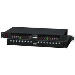 16 canal passif utp émetteur-récepteur hub avec alimentation caméra intégré