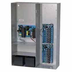 Access power supply, 24 V DC @ 10 a, 16 ptc trg out, fai, lg encl