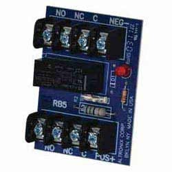Relay Module, 6/12VDC, DPDT Contacts @ 5A - 220VAC/28VDC