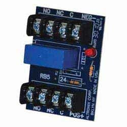 Relay mod, 24 V DC input, 5 a dpdt contacts