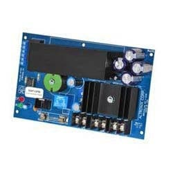 Power Supply Charger, Single Output, 12/24VDC @ 10A, Supervision, 24VAC, Board