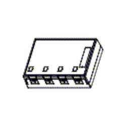 KeyConnect loge d'entrée avec obturateur porte 4-Port