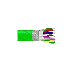Multi-Conductor - DeviceBus for Phoenix Contact InterBus-S 3-Pair 24 AWG PE 3 18 AWG PVC SH PU Green Y5P